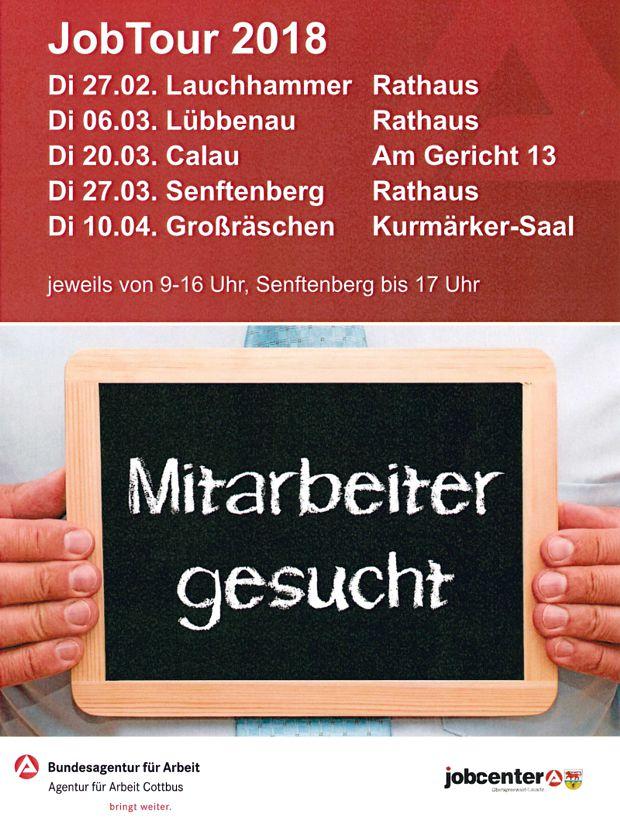JobTour 2018 im Landkreis Oberspreewald-Lausitz