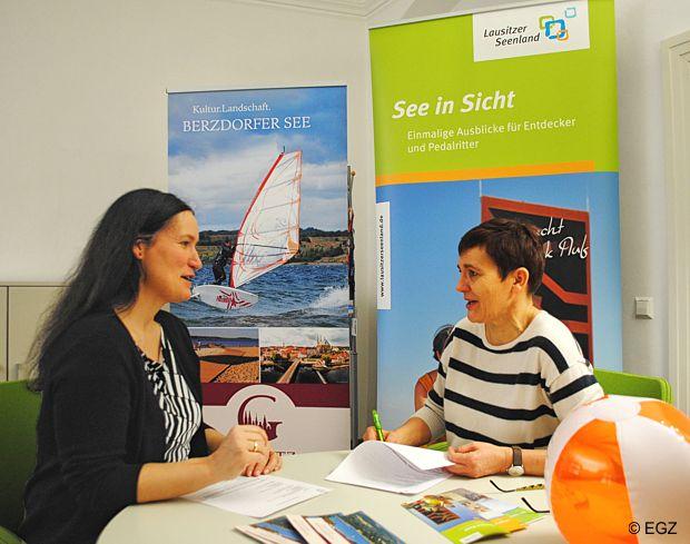 Lausitzer Seenland e.V. und Europastadt GörlitzZgorzelec GmbH kooperieren