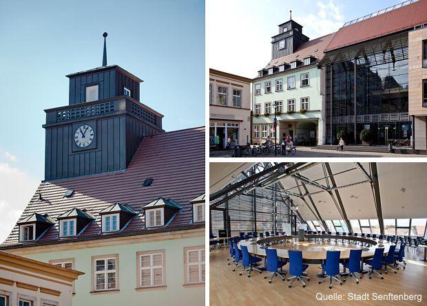 20 Jahre Rathaus Senftenberg