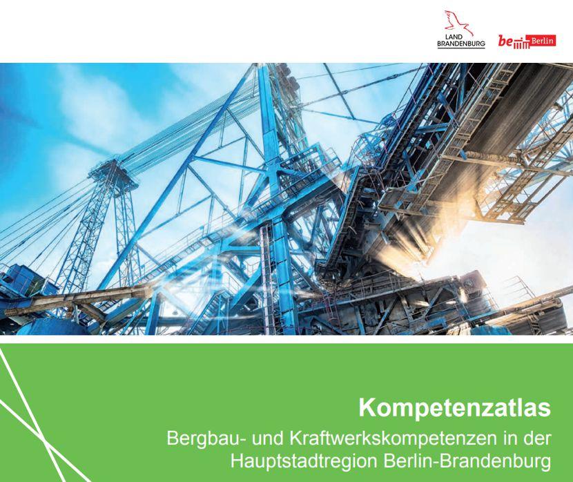 Kompetenzatlas Bergbau- und Kraftwerksbranche