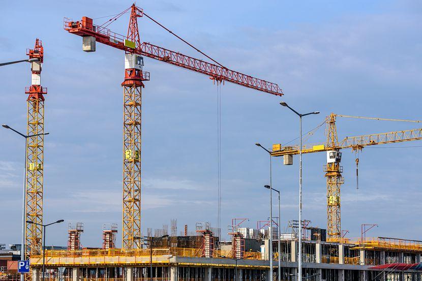 Baubetriebe in Brandenburg und Berlin mit mehr Umsatz