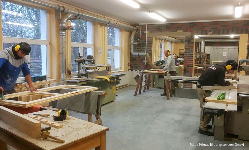 Produktionsschule in Herzberg