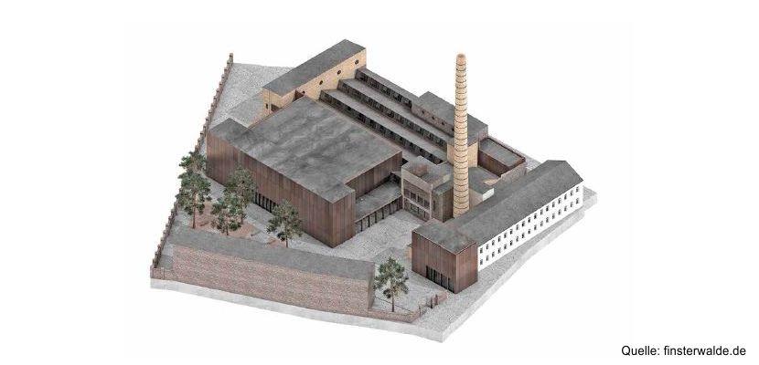 Projekt Stadthalle Finsterwalde