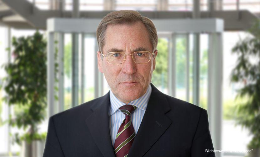 IHK-Präsident Dr. Andreas Sperl