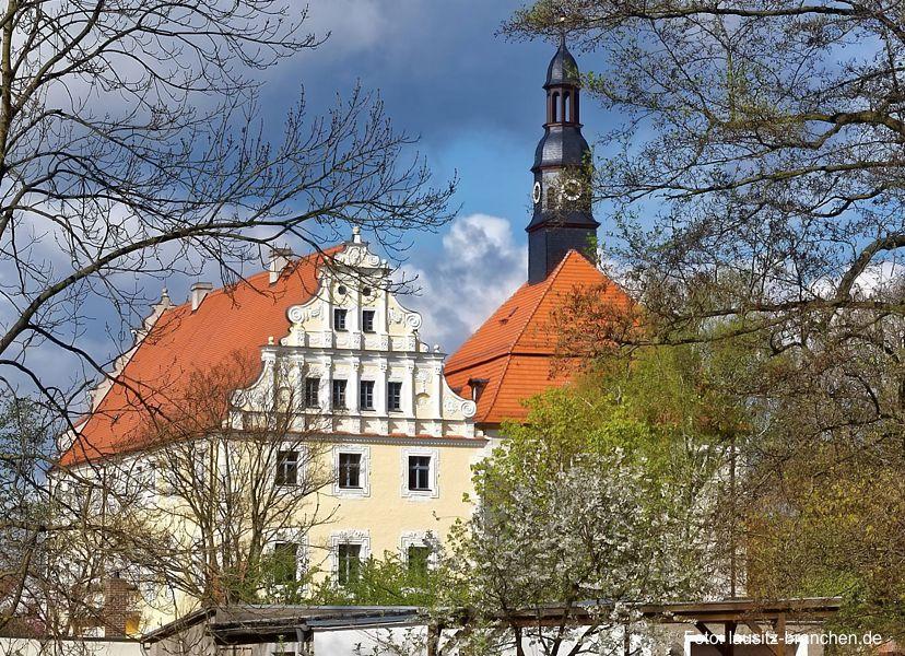 Schlossumfeld in Lübben