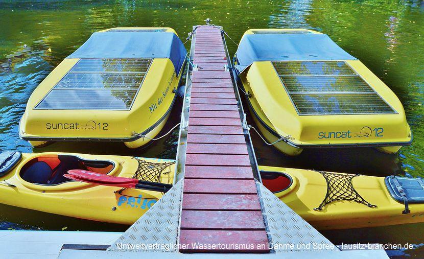Symbolbild - Umweltverträglicher Wassertourismus an Dahme und Spree