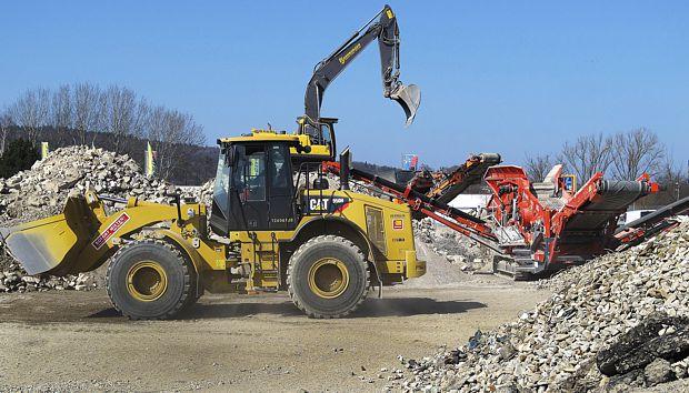 Qualitätssicherung von Recycling-Baustoffen