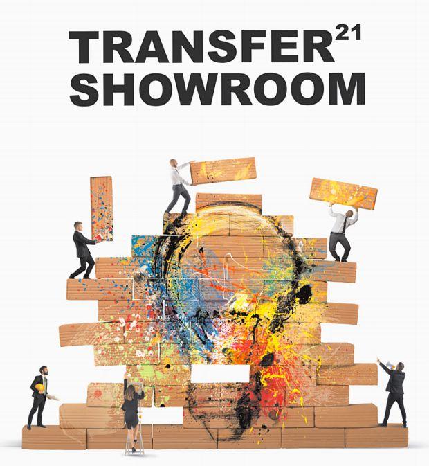 Digitalisierungsmesse TRANSFER21 Showroom in Hoyerswerda