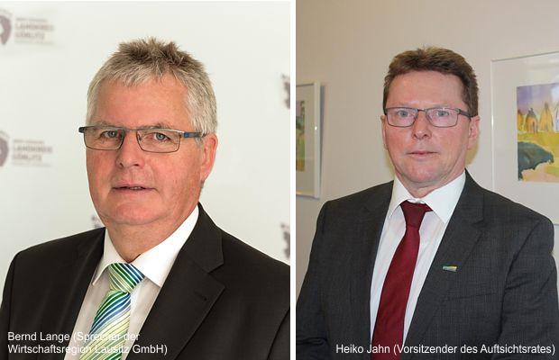 Bernd Lange und Heiko Jahn