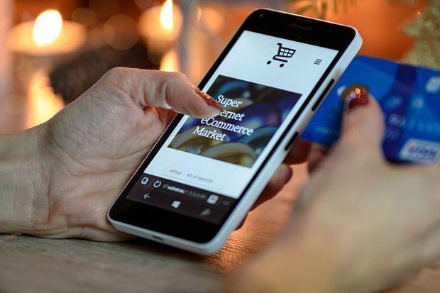 Expansion durch globalen Online-Handel