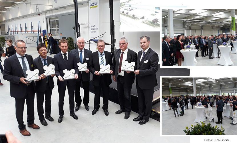Acosa Werk in Kodersdorf eröffnet