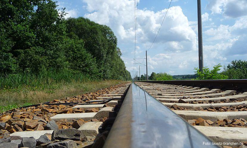 Licht und Schatten beim Schienenverkehr