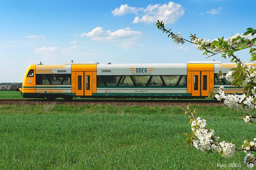 Berlin - Cottbus: zusätzliche Züge ab Pfingsten