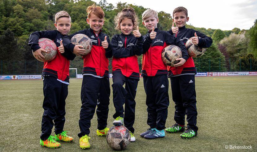 Jugendsport an heimschen BIRKENSTOCK-Standorten wird gefördert