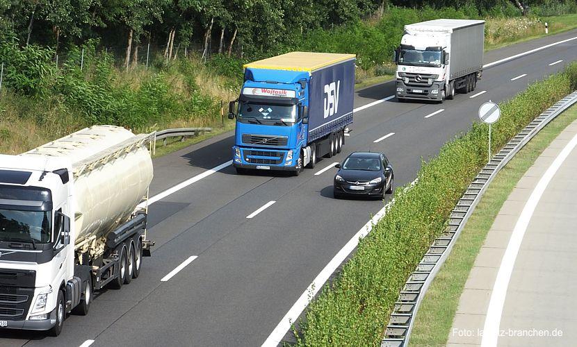 Ausbau der Autobahn A4