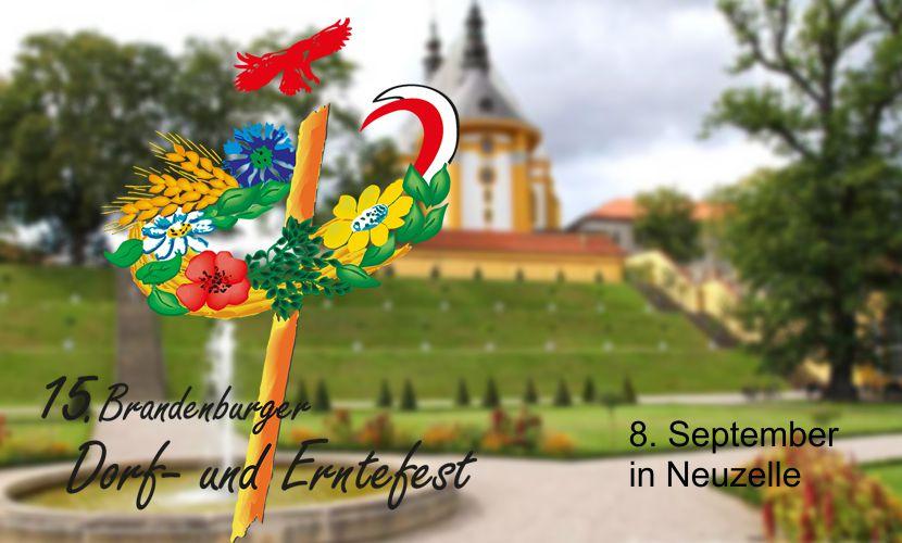Neuzelle lädt zum Brandenburger Dorf-und Erntefest