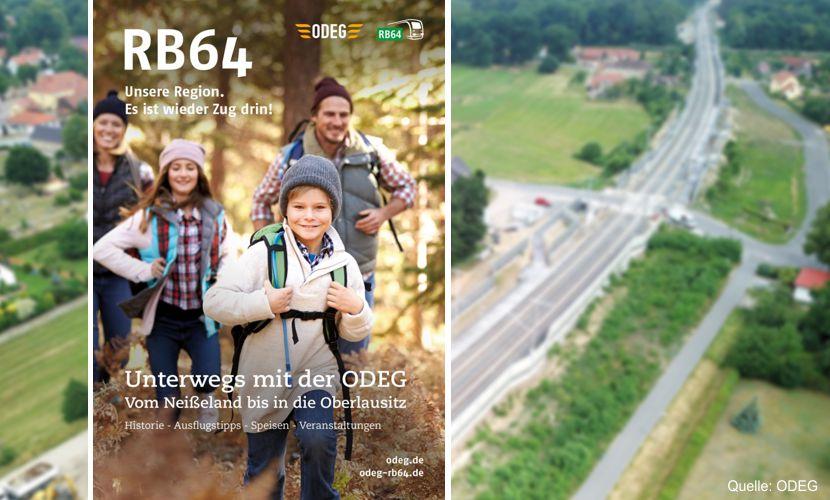 Wiedereröffnung der Bahnstrecke RB64 Görlitz - Hoyerswerda