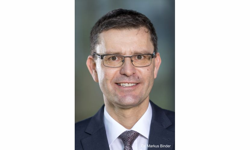 Dr. Markus Binder Foto LEAG