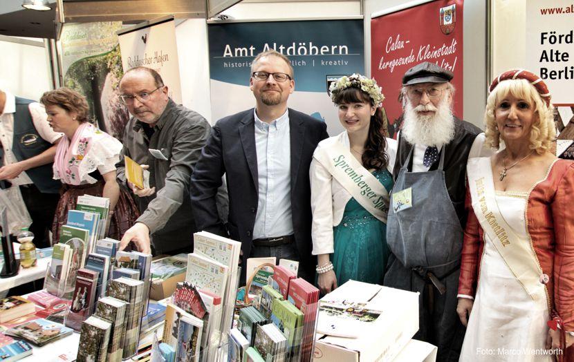Calauer Schweiz auf Reisemesse stark nachgefragt