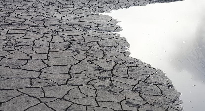 Niedrigwasser im Spree- und Schwarze Elstergebiet
