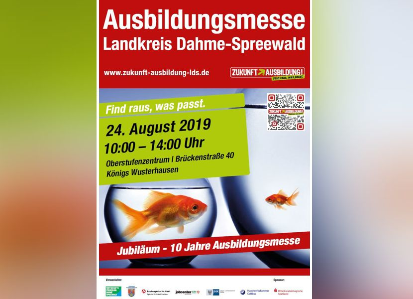 10. Ausbildungsmesse Dahme-Spreewald