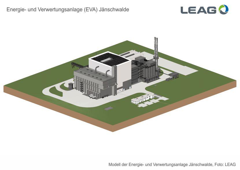 Veolia Deutschland und LEAG investieren gemeinsam in Energie- und Verwertungsanlage (EVA)