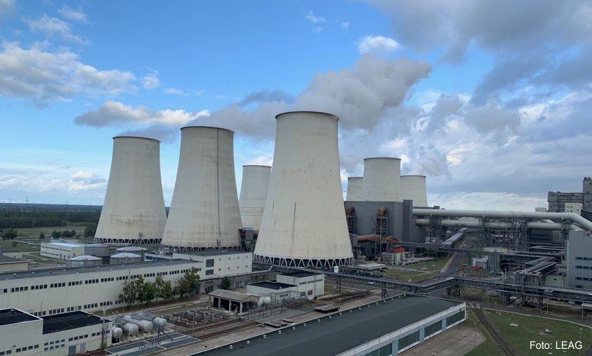 LEAG-Kraftwerk und Tagebau wieder in Betrieb