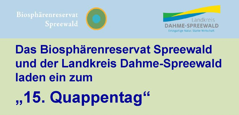 15. Quappentag im Spreewald