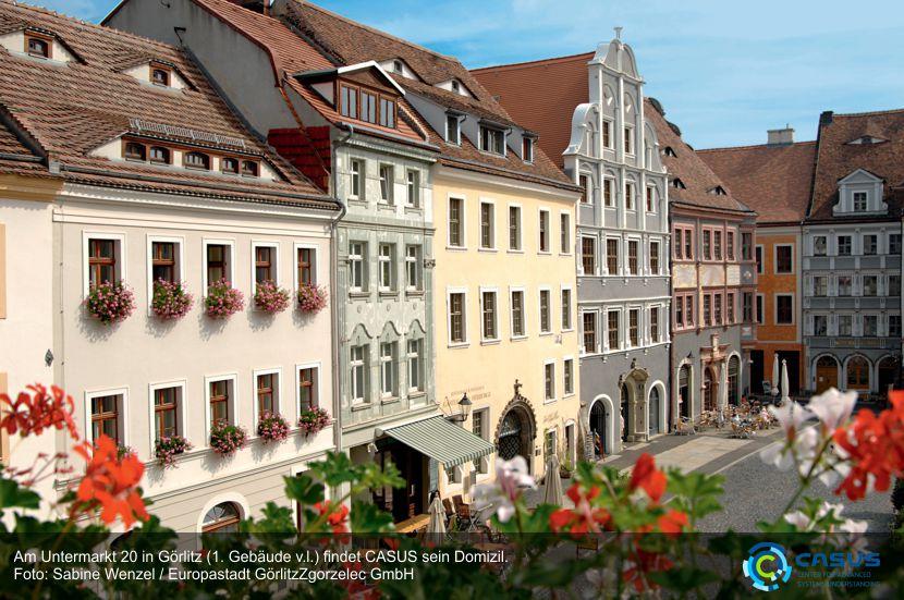 Forschungseinrichtung CASUS in Görlitz