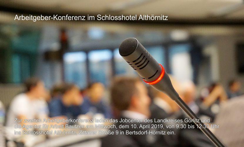Arbeitgeber-Konferenz Oberlausitz
