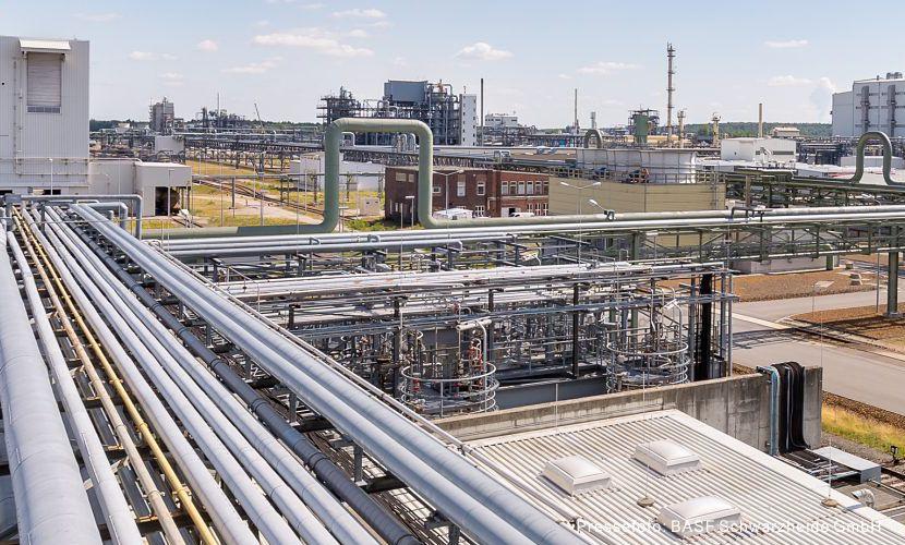 BASF Schwarzheide stellt sich auf für Neues