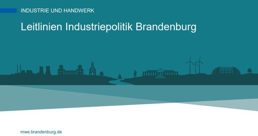 Industriepolitische Leitlinien Brandenburgs