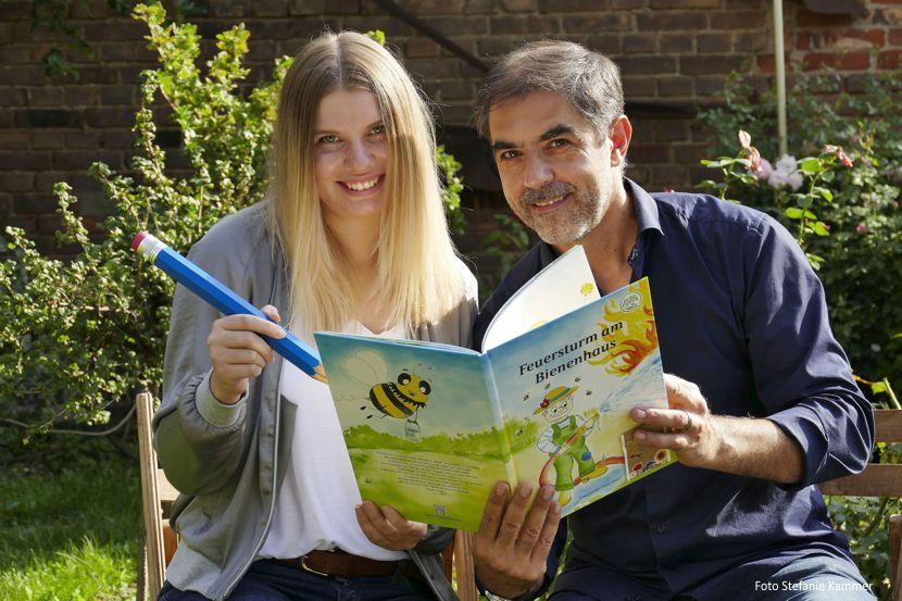 Herzberger Kinderbuch wird rEEgionale Produkt
