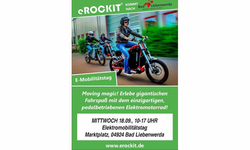2. Elektromobilitätstag in Bad Liebenwerda