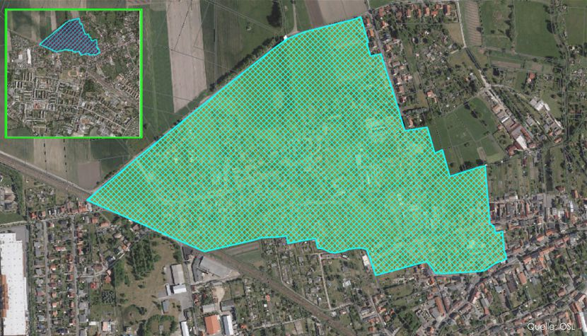 Allgemeinverfügung zur Untersagung der Benutzung von Grundwasser sowie von Erdaufschlüssen aufgrund des Grundwasserschadens im Stadtteil Stennewitz der Stadt Lübbenau/Spreewald