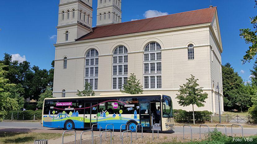 PlusBus-Linie Spreewald