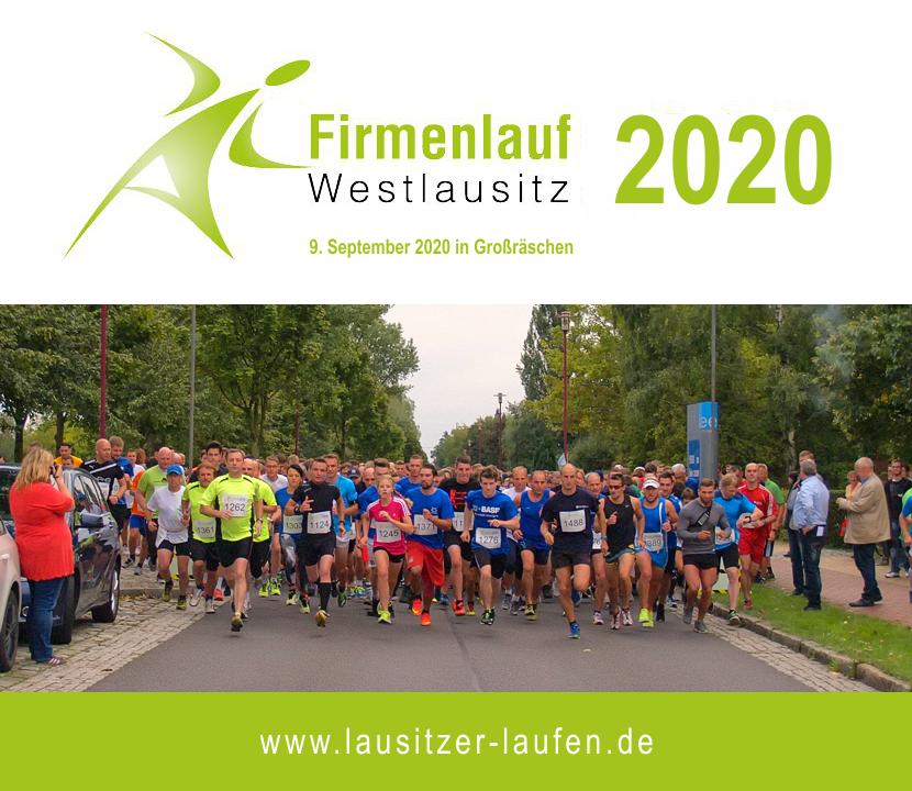Firmenlauf des RWK Westlausitz 2020