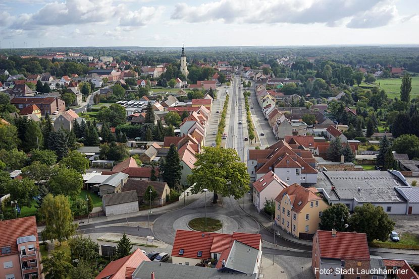 Stadt Lauchhammer