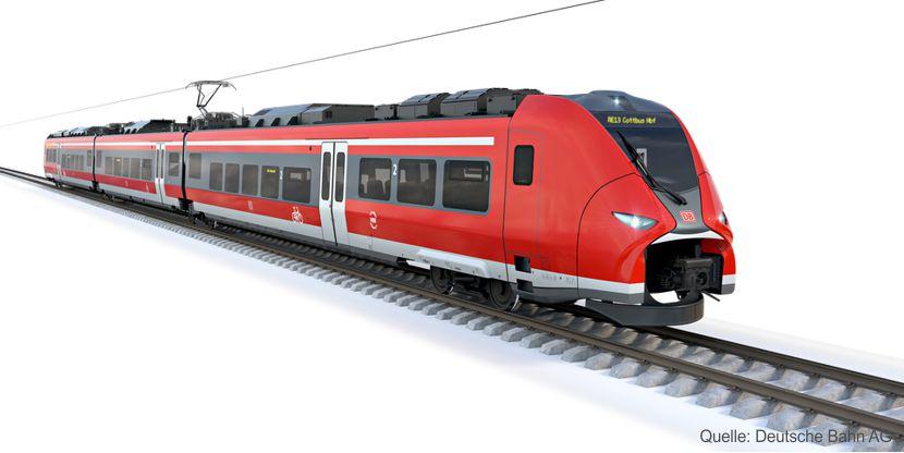 Neue Züge für die Lausitz