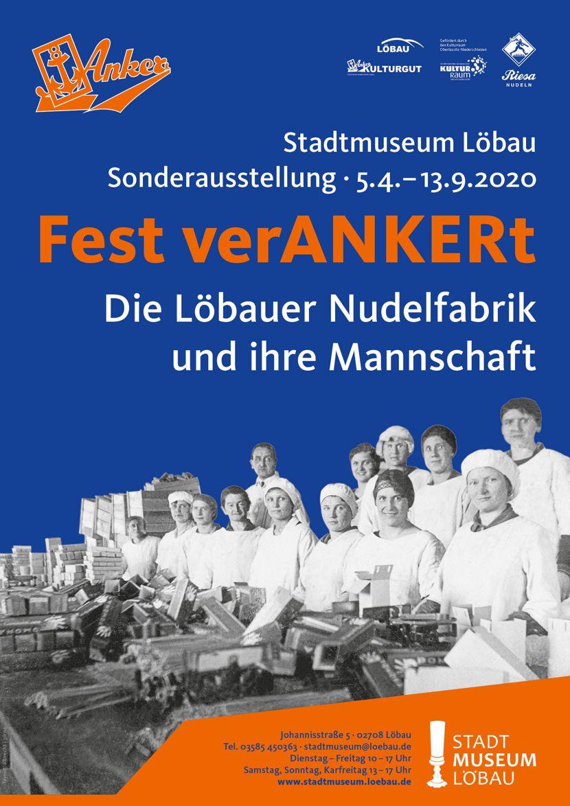 Geschichte der Löbauer Nudelproduktion