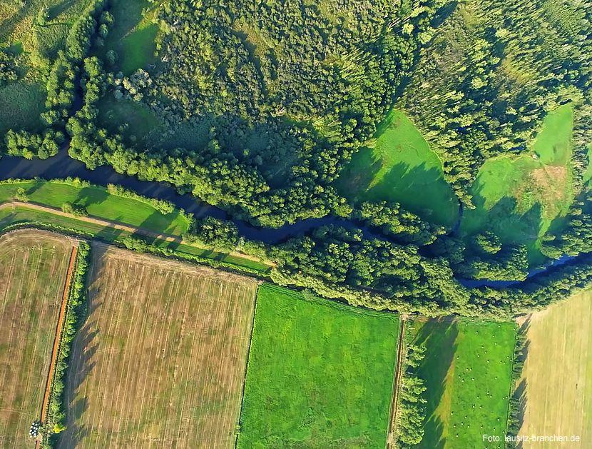 Niedrigwasserkonzept und Wassermanagement in der Lausitz