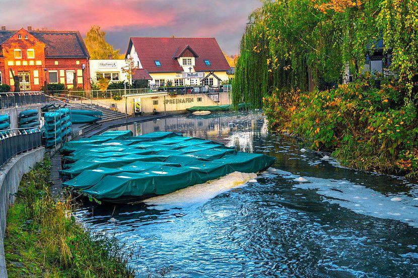 Burg (Spreewald): Regional einkaufen zu Corona-Zeiten