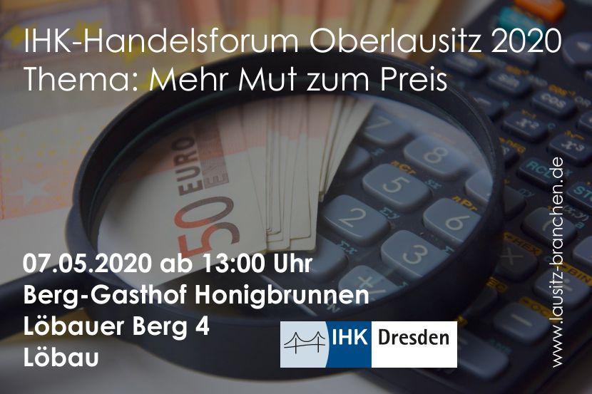 IHK-Handelsforum Oberlausitz 2020