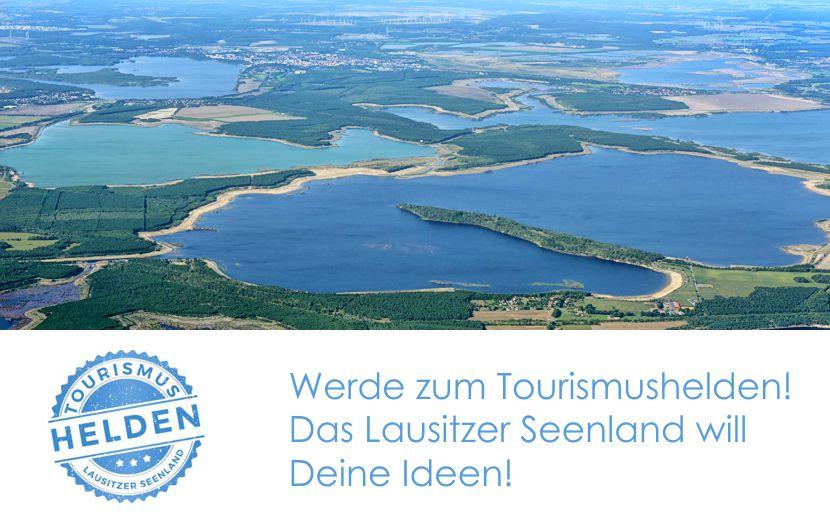 TOURISMUSHELDEN Lausitzer Seenland