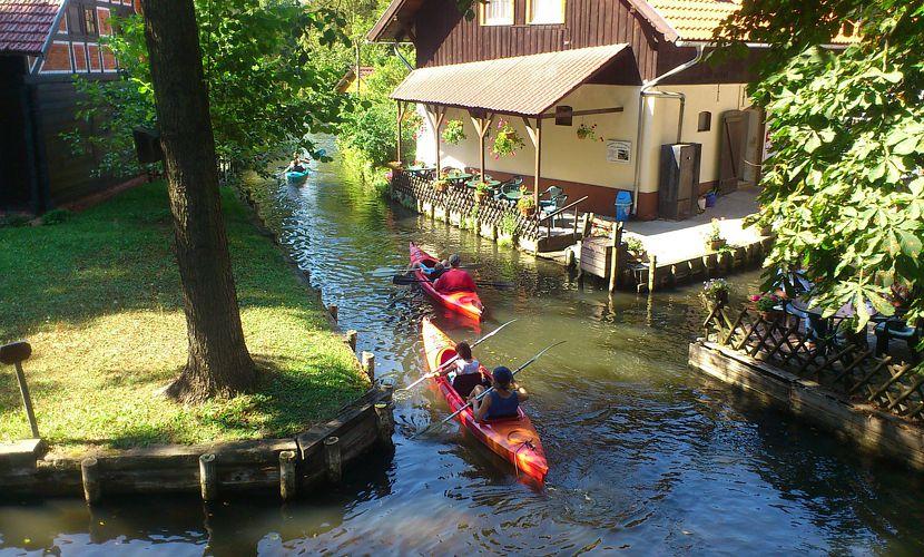 Bootsverleih im Spreewald kann starten