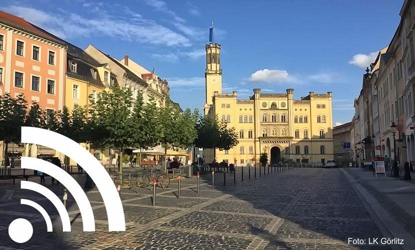 WLAN Hot-Spots für touristisch relevante Orte im Landkreis Görlitz