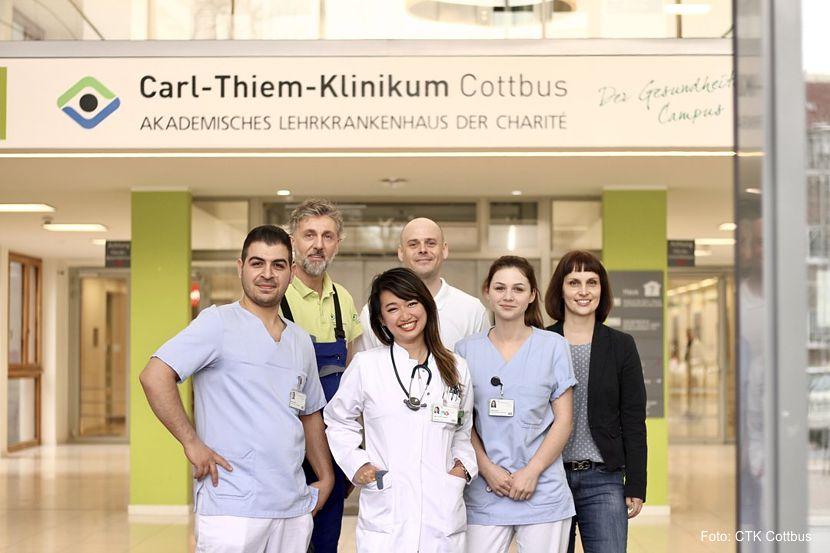 CTK Karriereportal online