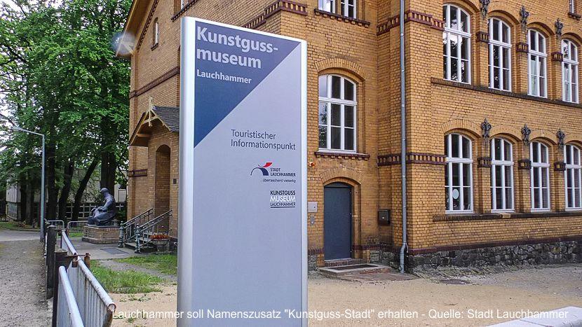 Kunstguss-Stadt Lauchhammer