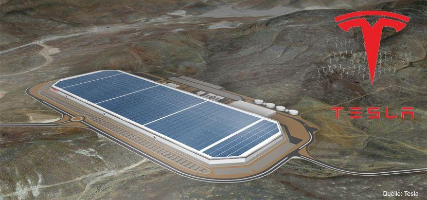 Auslegung der geänderten Tesla-Unterlagen