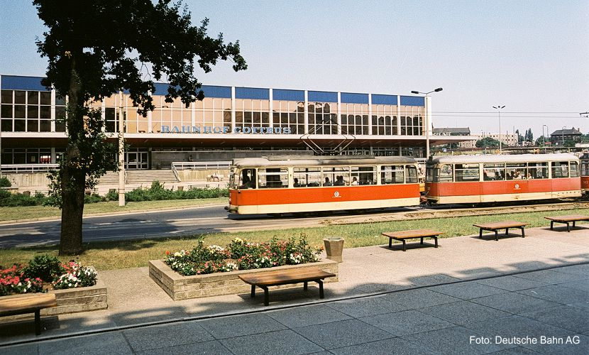 Zukunftsbahnhof Cottbus